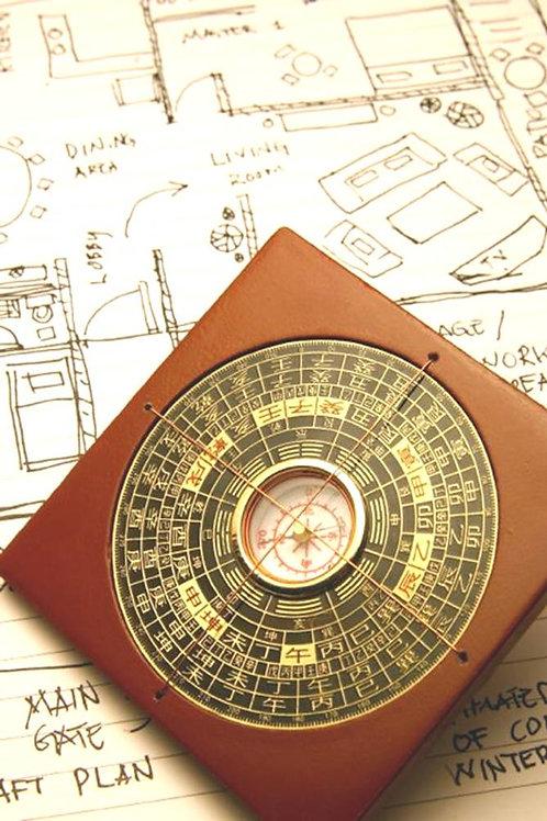 Μελέτη Feng Shui