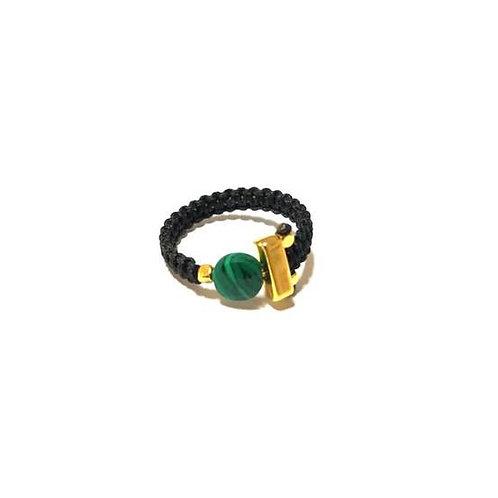 Δαχτυλίδι από Μαλαχίτη