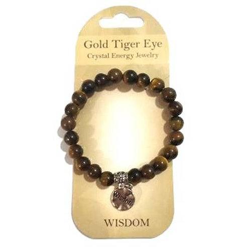 Βραχιόλι από μάτι της τίγρης