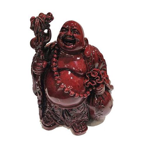 Βούδας γελαστός (κόκκινος)