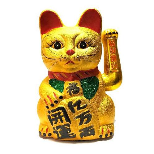 Lucky Cat-Maneki Neko- Τυχερό Γατάκι 36 cm