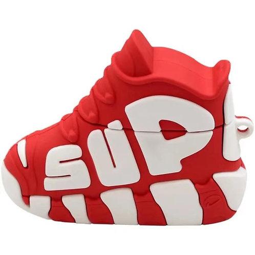 "Sneaker Head ""SUP"" Airpod Case"
