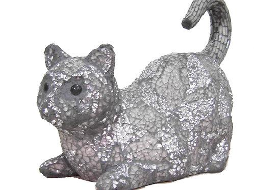 Γάτα ασημένια