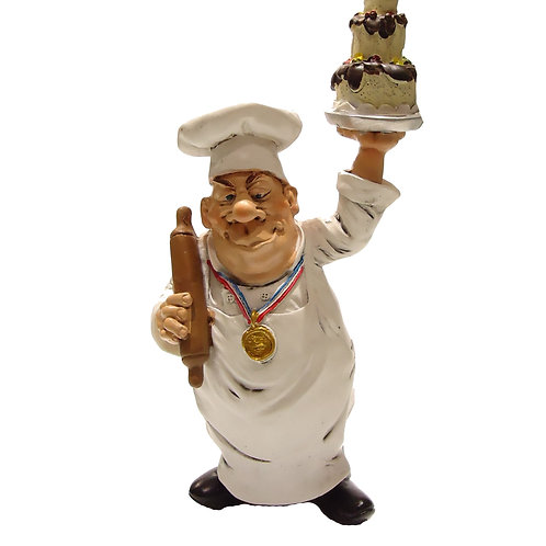 Αστεία μινιατούρα -Μάγειρας