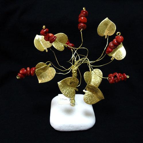 Δέντρο Tύχης από Κοράλι για αγάπη