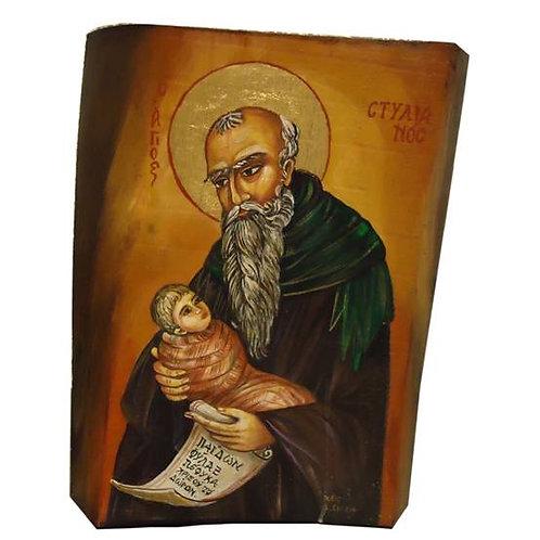 Ο Άγιος Στυλιανός