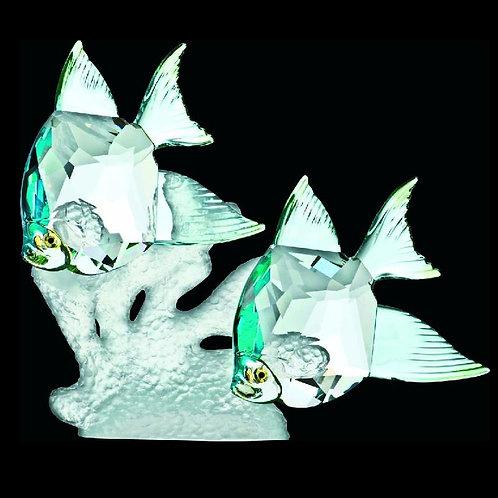 Ψαράκια από κρύσταλοPreciosa