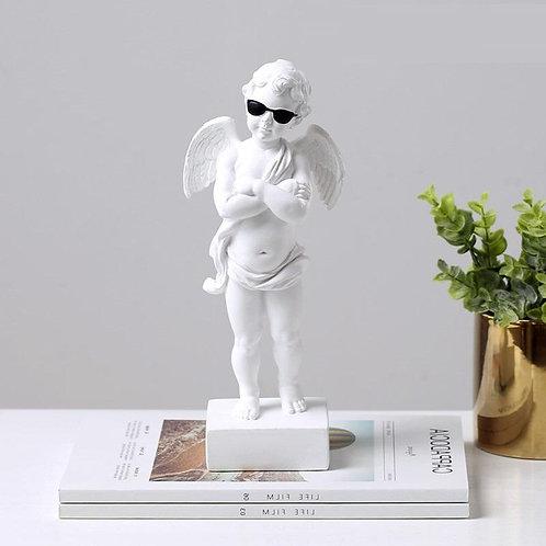 Cupid Angel Statue