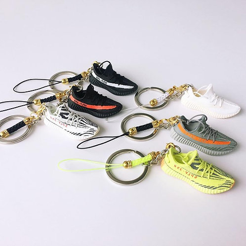 350 Sneaker Keychains