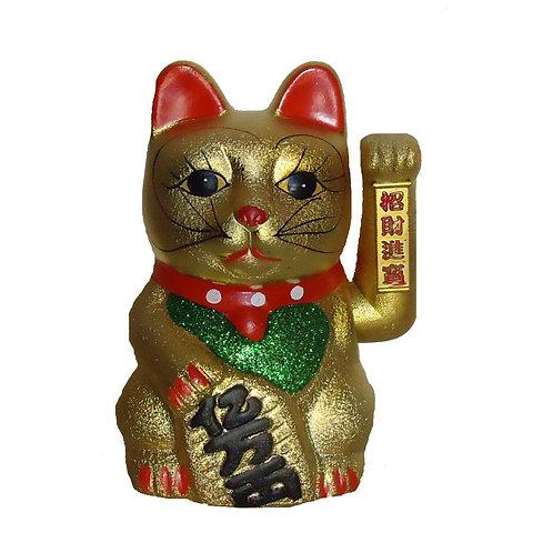 Lucky Cat-Maneki Neko- Τυχερό Γατάκι 22cm