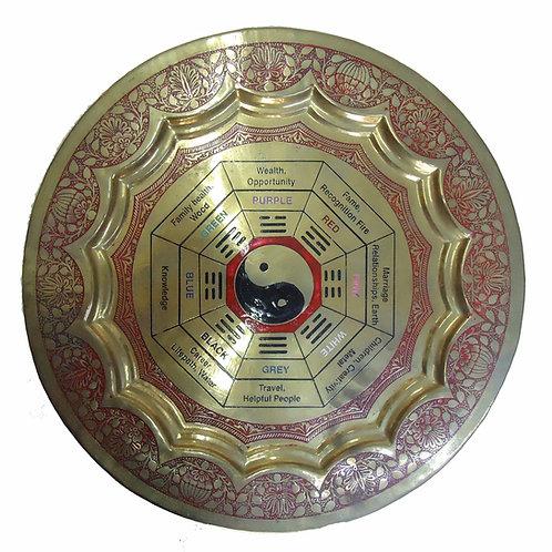 Μπρούτζινο Πίατο με το Yin Yang