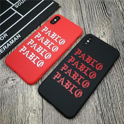 PABLO iPhone Case