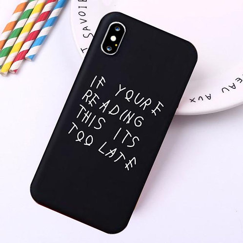 Special Edition iPhone Cases