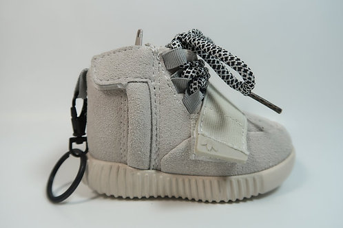 Light Grey Keychain Charger