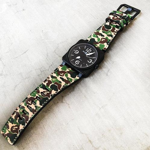 Camo Watch Band