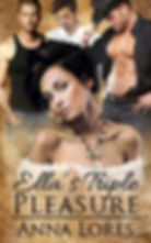 Erotic Romance Author Anna Lores