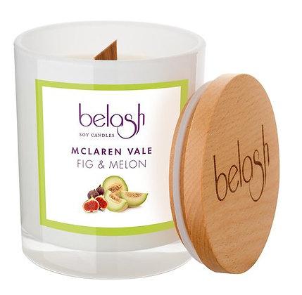 BELASH SOY CANDLE - FIG & MELON