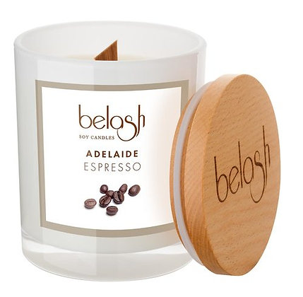 BELASH SOY CANDLE - ESPRESSO
