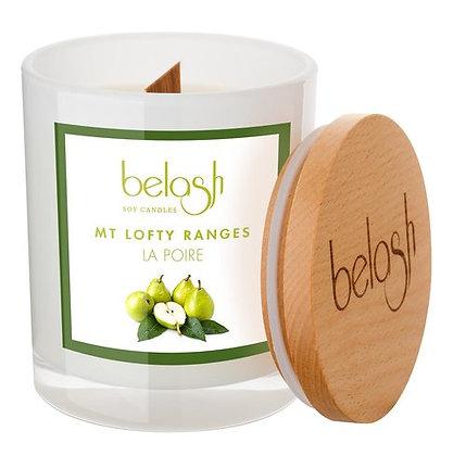 BELASH SOY CANDLE - LA POIRE