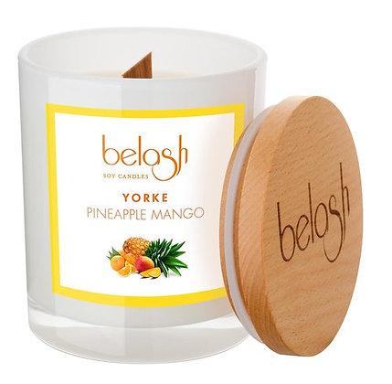 BELASH SOY CANDLE - PINEAPPLE MANGO