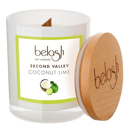 BELASH SOY CANDLE - COCONUT LIME