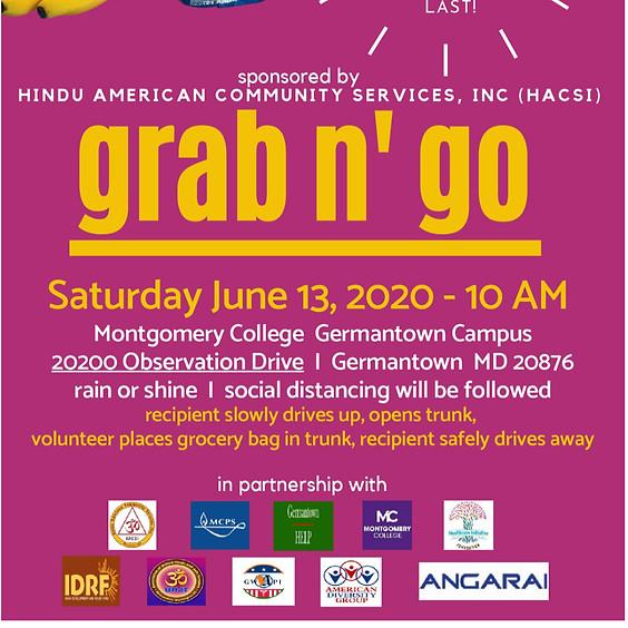 Grab n' Go (Free Groceries)
