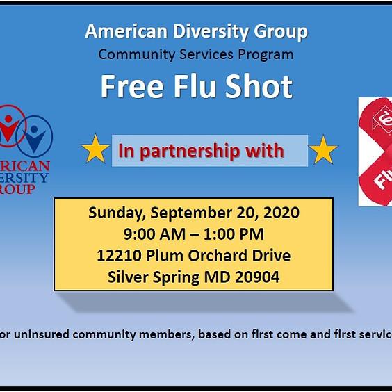 Free Flu Shots Clinic