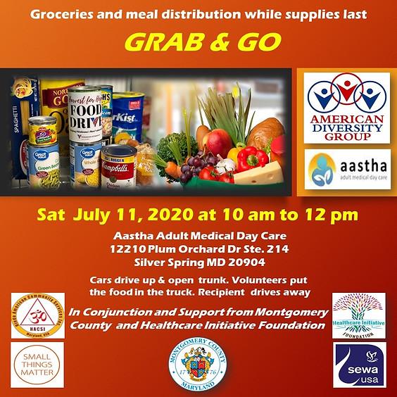 Serve a Meal   Grab & Go