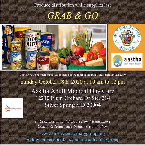 Serve a meal | Grab & Go