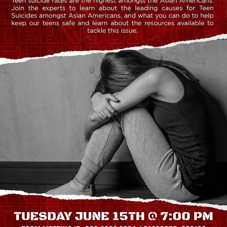 Stop Teen Suicide