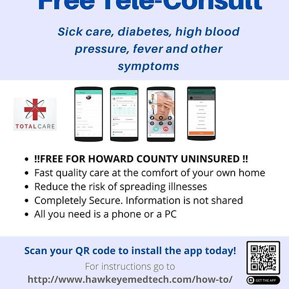 Free Tele Consult