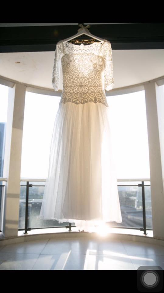 Vestido Fernanda Moura Atelier