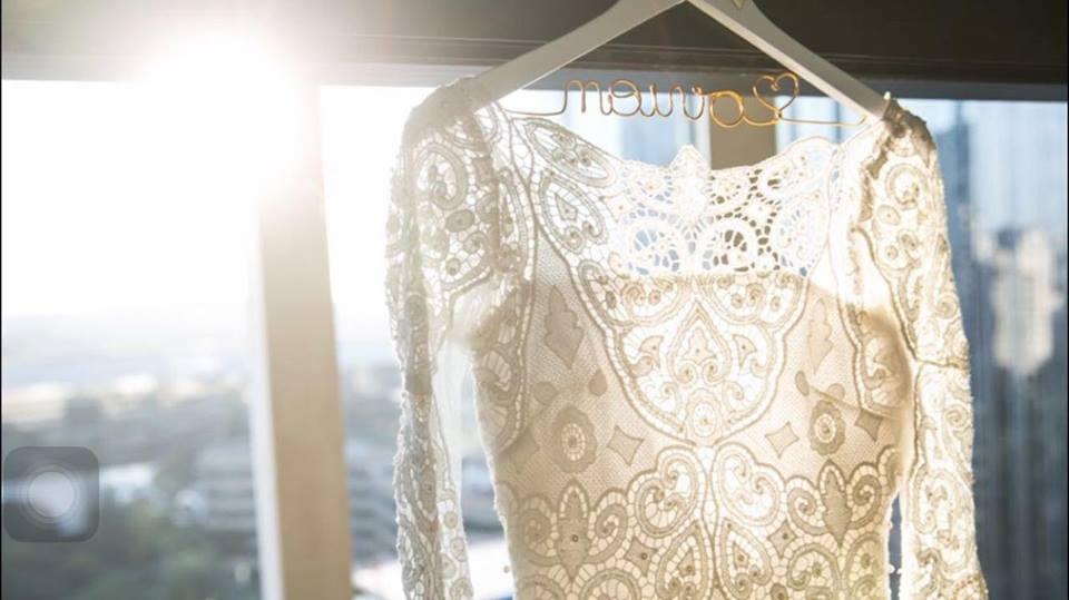Detalhe Vestido Fernanda Moura