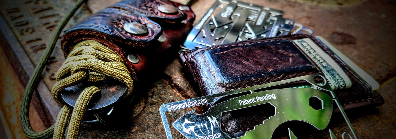 OUR STORY | Grim Workshop American made multi tools for
