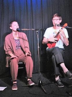Sigrid Horn & Bernhard Scheiblauer