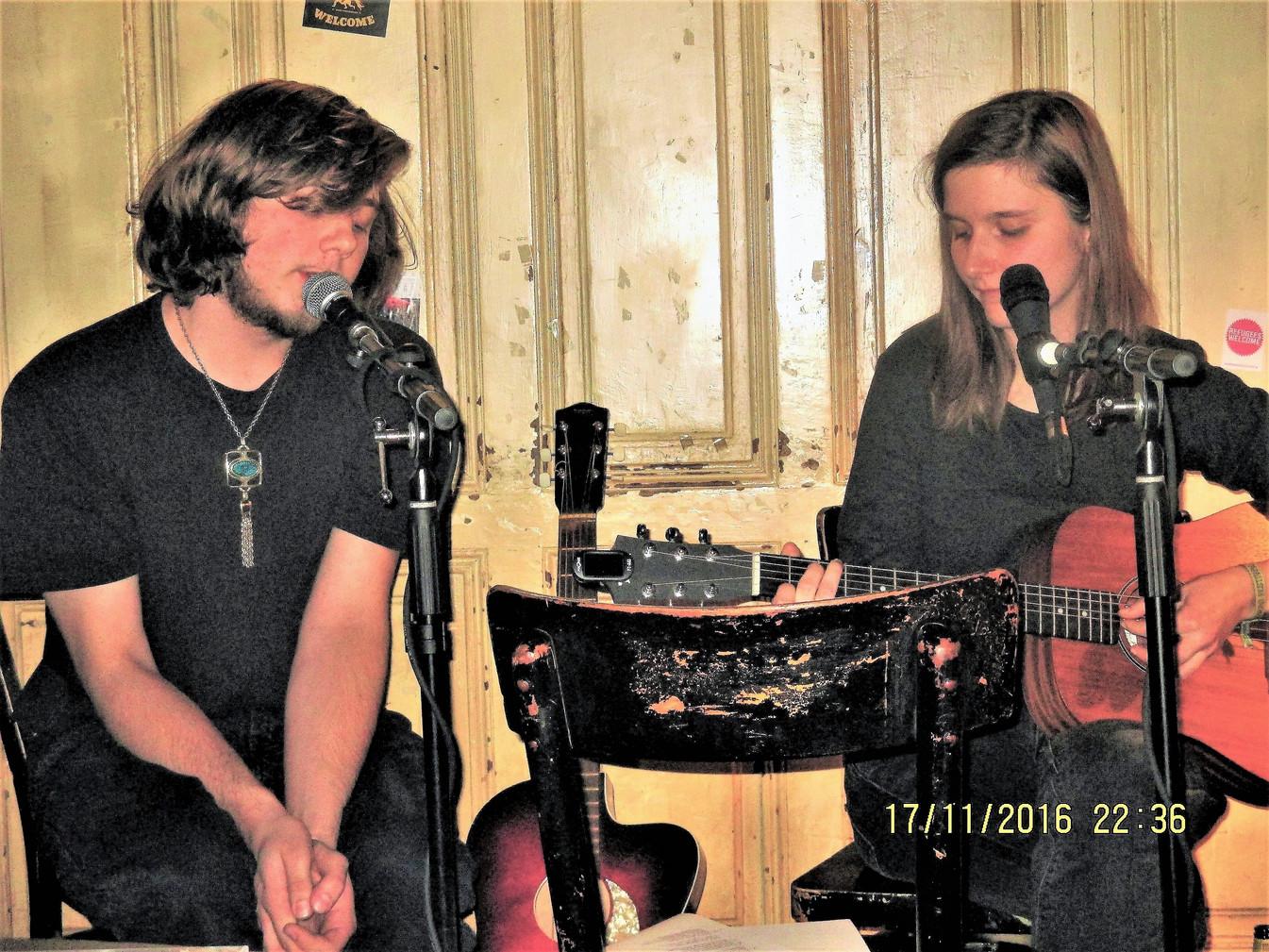 Mario Schlager & Katharina Pichlmayer