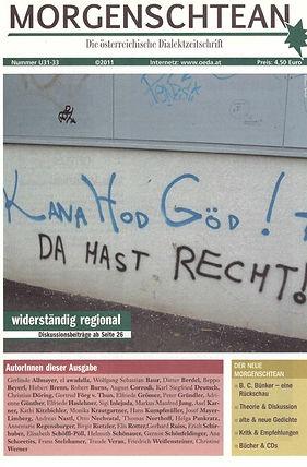 Morgenschtean Ausgabe U31-33 /2011