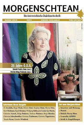 MORGENSCHTEAN Ausgabe U38-39 / 2013