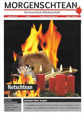 MORGENSCHTEAN Ausgabe 35 / 2012
