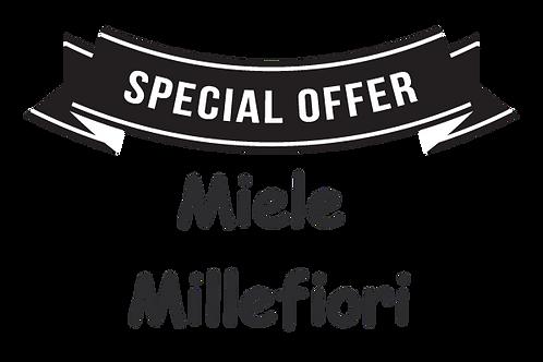 Offerta Miele Millefiori -  6 Vasi 1000g