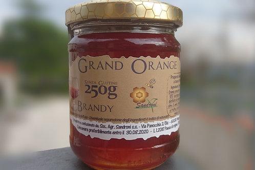 GrandOrange Brandy-Dolci Sapori della natura