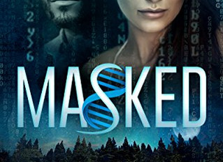 Review: Masked by M. Greenhill