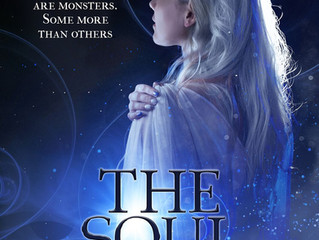 Cover Reveal of The Soul Reaver