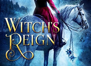 Review: Witch's Reign by Shannon Mayer