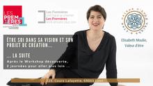 Soi, sa Vision, son Projet de création | 19 & 26 mars | Les Premières à Lyon