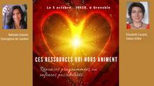 Explorer notre identité | Sortir du mental par le symbole | 5 dates à Grenoble