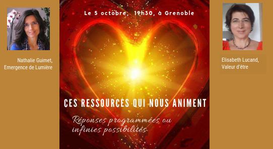 Référentiel de Naissance, Mes ressources, 5/10/2018