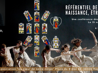 Référentiel de Naissance®, être soi | Une conférence découverte | 15 novembre, 20h | à Ruy (38)