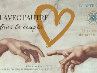 MOI AVEC L'AUTRE et dans le couple    Afterwork du 15 mars 2018   18h30, Lyon