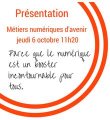 Forum Femmes & Numérique - Un incontournable de votre carrière !